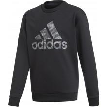 Sweat Adidas Training Junior ID Noir