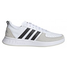 Chaussures Adidas Court 80S Blanches