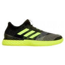 Chaussures Adidas Adizero Ubersonic 3 Toutes Surfaces Noires