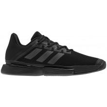 Chaussures Adidas Solematch Bounce Toutes Surfaces Noires