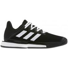 Chaussures Adidas Femme Solematch Bounce Toutes Surfaces Noires