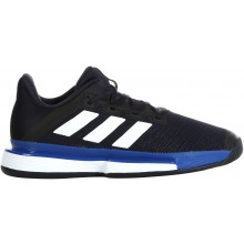Chaussures Adidas Solematch Bounce Terre Battue Noires