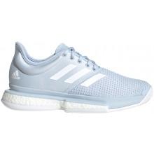 Chaussures Adidas Femme Solecourt Primeblue Toutes Surfaces