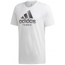 Tee-Shirt Adidas Category Logo New York Blanc