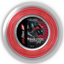 Bobine Polyfibre Evolution (200 Mètres) Rouge