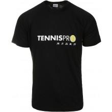 TEE-SHIRT TENNISPRO.FR TECHPRO NOIR