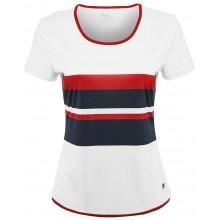 Teee-Shirt Fila Femme Samira Blanc