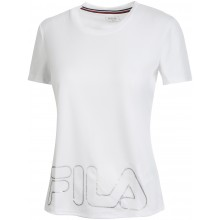 Tee-Shirt Fila Femme Feliz Blanc