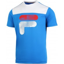 Tee-Shirt Fila Junior Tim Bleu