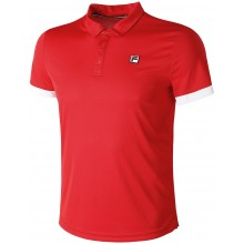 Polo Fila Markus Rouge