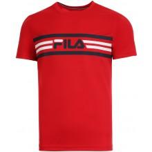 Tee-Shirt Fila Niclas Rouge