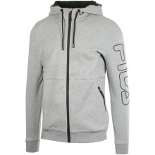 Sweat Fila à Capuche Scott Zippé Gris