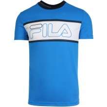 Tee-Shirt Fila Connor Bleu