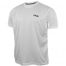 Tee-Shirt Fila Junior Logo Small Blanc