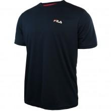 Tee-Shirt Fila Junior Logo Small Marine