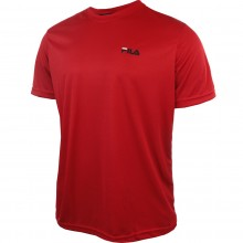 Tee-Shirt Fila Junior Logo Small Rouge