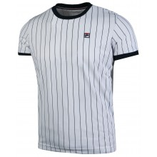 Tee-Shirt Fila Junior Stripes Blanc
