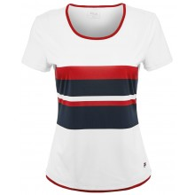 Tee-Shirt Fila Junior Fille Samira Blanc