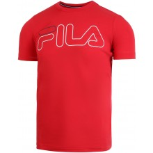 Tee-Shirt Fila Junior Ricki Rouge