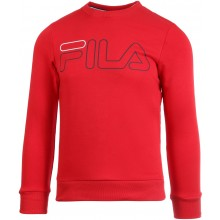 Sweat Fila Junior Rocco Rouge