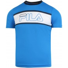 Tee-Shirt Fila Junior Connor Bleu