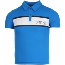 Tee-Shirt Fila Junior Christoph Bleu