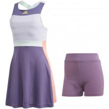 Robe Adidas Open d'Australie Muguruza / Mladenovic Violette