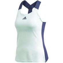 Débardeur Adidas Femme Open d'Australie Ostapenko Bleu