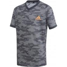Tee-Shirt Adidas Junior Primeblue Noir