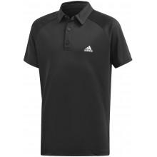 Polo Adidas Junior Club Noir