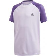Tee-Shirt Adidas Junior Club Violet