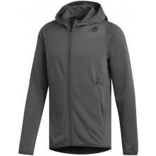 Sweat Adidas Prime Zippé à Capuche Gris