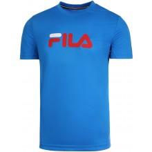Tee-Shirt Fila Logo Bleu