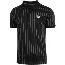Polo Fila Club Stripes Noir