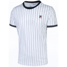 Tee-Shirt Fila Stripes Blanc