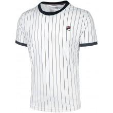 Tee-Shirt Fila Stripes Blanc
