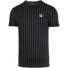 Tee-Shirt Fila Stripes Noir