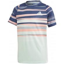 Tee-Shirt Adidas Junior Open d'Australie Indigo