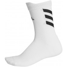 Chaussettes adidas Mi-Mollet Techfit Blanches