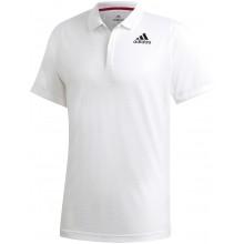 Polo Adidas Freelift Blanc