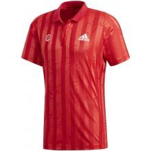 Polo Adidas Freelift Thiem Rouge