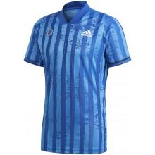 Tee-Shirt Adidas Freelift Tsitsipas Bleu