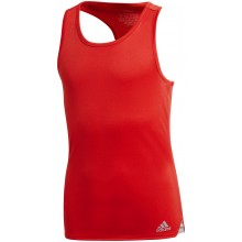 Débardeur adidas Junior Fille Club Rouge