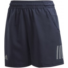 Short Adidas Junior Club 3 Stripes Indigo