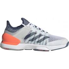 Chaussures Adidas Adizero Ubersonic 2 Zverev Toutes Surfaces Blanches