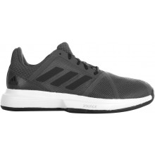 Chaussures Adidas Courtjam Bounce Terre Battue Grises