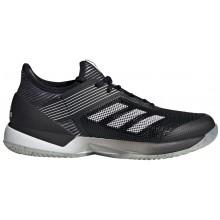 Chaussures Adidas Femme Adizero Ubersonic 3 Terre Battue Noires