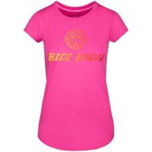 Tee-Shirt Bidi Badu Junior Fille Maleika Basic Rose