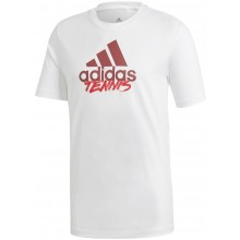 Tee-Shirt Adidas Tennis Blanc