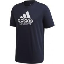 Tee-Shirt Adidas Tennis Marine